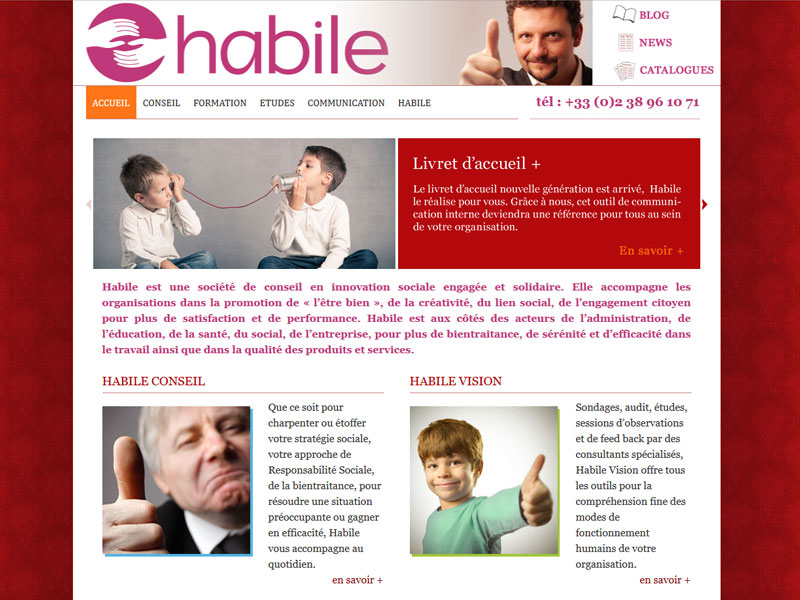 HABILE // 2011 // DESIGN GRAPHIQUE