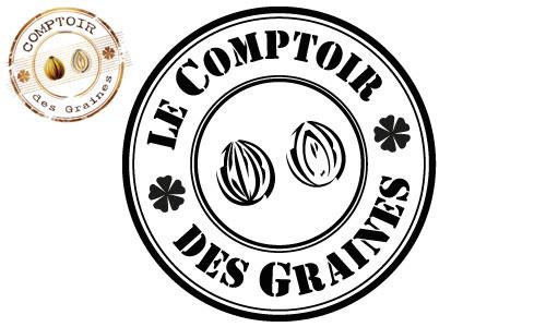 LE COMPTOIR DES GRAINES // 2014 // DESIGN GRAPHIQUE