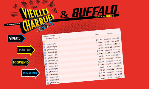 BUFFALO TECHNOLOGY FRANCE // 2012 // DESIGN GRAPHIQUE // WEB DESIGN